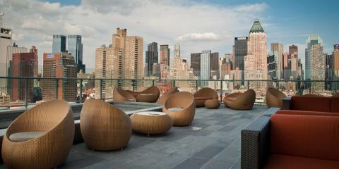 Best Rooftop Bars in NYC, Manhattan, New York