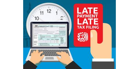 What to do if Your Tax Return is Late, Greensboro, North Carolina