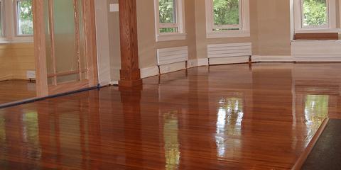 Bridgeport flooring contractors explain the benefits of for Local hardwood flooring companies