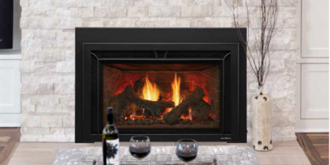 4 Benefits of Converting a Wood Burner to a Gas Fireplace, Buffalo, Minnesota