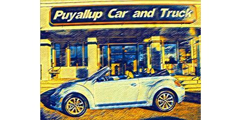 4 Reasons to Buy a Used VW TDI, Puyallup, Washington