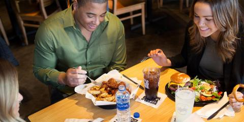 Don't Like Eating With Your Hands? 4 Foods to Enjoy at Buffalo Wild Wings®, Manhattan, New York