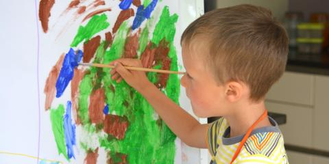 4 Benefits of Exposing Young Kids to Visual Art Classes, New York, New York