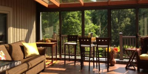 3 Tips for Maintaining Your Sunroom Furniture, East Rochester, New York