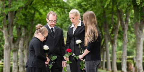 5 Funeral Etiquette Tips You Should Know, Trumbull, Connecticut