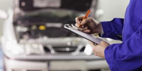 3 Signs Your Car Needs Repairs, Lakeville, Minnesota