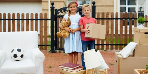3 Tips to Make Moving With Young Children Easy, Lincoln, Nebraska