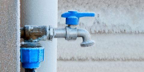 FAQ: How to Handle Frozen Pipes During Winter, Hayward, Wisconsin