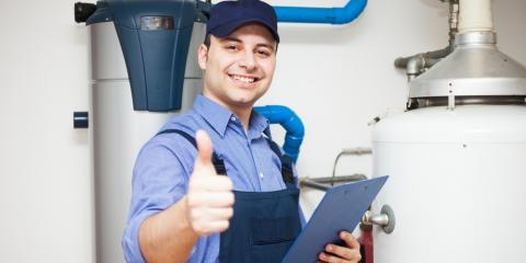 5 Signs Your Water Heater Requires Servicing, Freedom, Wisconsin