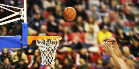 A Brief History of Basketball, Oyster Bay, New York