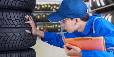 4 Signs You Need New Tires, Houston, Missouri