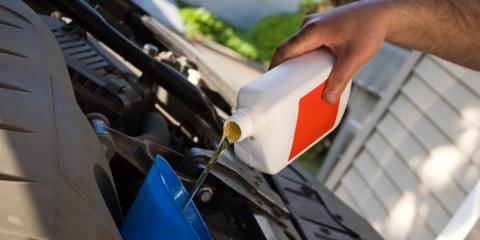 How Often Should You Get an Oil Change?, Harrison, Ohio