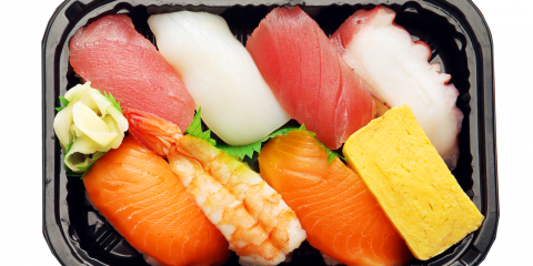Your Guide to Basic Etiquette at a Sushi Restaurant, Honolulu, Hawaii