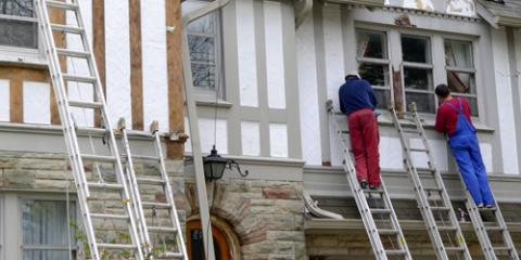 Painting? New Roof? Whether To Change Or Maintain Your Home's Exterior, Rochester, New York