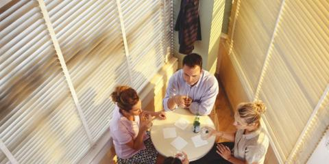 Use Your Tax Return to Invest in Gorgeous Window Shades & Drapes From Cincinnati's Window Experts, Fairfield, Ohio