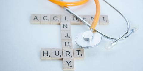 Does a work or auto injury have you sidelined?, Hay Creek, Minnesota