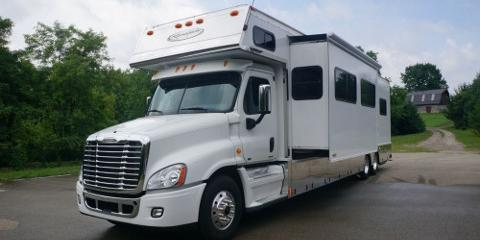 A Closer Look at Our New 2012 Renegade Motorhome! In Stock Now!, Cuba, Missouri