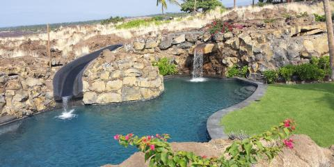 3 Water Features That Will Enhance Your Swimming Pool Design , Kailua, Hawaii