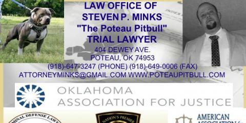 Defending an Oklahoma DUI Case, Poteau, Oklahoma