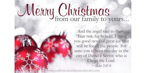 Merry Christmas and Happy New Year!!, Greece, New York