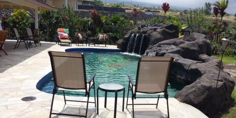 How to Maintain Your In-Ground Infinity Pool, Simi Valley, California