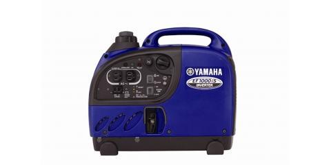Check Out The New Line of Yamaha Inverter Generators at Waipahu Lawn Equipment, Ewa, Hawaii