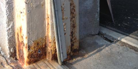 Why Is My Metal Door Frame Still Corroding?, Brighton, Michigan