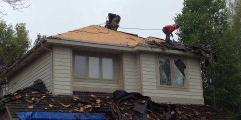 3 Steps to Take if Your Roof Experiences Storm Damage, Thornton, Colorado