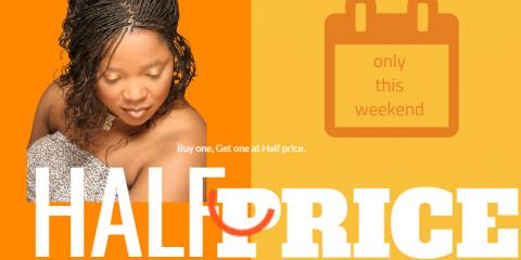 Buy 1 Get Half Off All Braids, Spauldings, Maryland