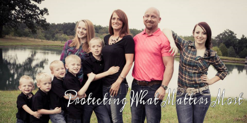 What Are You Doing to Protect the Ones You Love?, Wentzville, Missouri