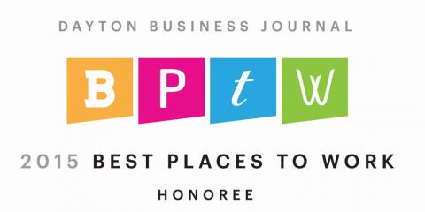 Dayton Berry Sales Team Nominated Best Place to Work in 2015, Lexington-Fayette, Kentucky