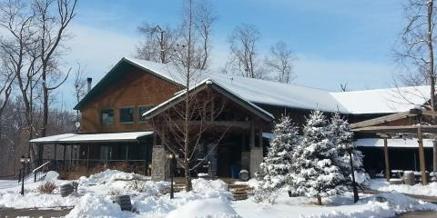 Looking for a Winter Wedding Venue? Hidden Lake is open year round with beautiful venues available!, Sugar Creek, Illinois