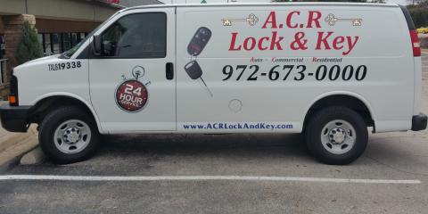 AUTO LOCKSMITH NEAR ME | A.C.R LOCK & KEY, Plano, Texas