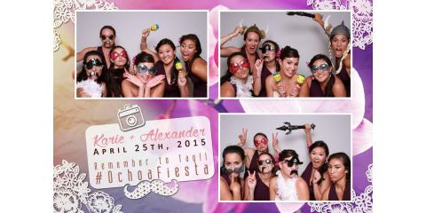 Wedding Photo Booth Services by Red Ring Studio, Ewa, Hawaii