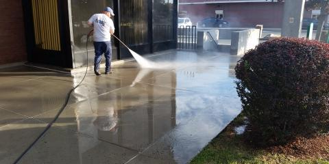 How Often Should You Pressure Wash the Sidewalk Outside Your Business?, Milford city, Connecticut