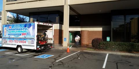 Commercial Power Washing: What It Is & Why it Matters, Milford city, Connecticut