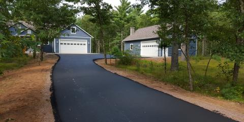 When Should You Schedule Driveway Paving?, Grand Rapids, Wisconsin