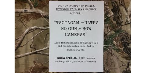 Tactacam Promo!, La Crosse, Wisconsin