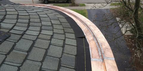 Hyde Park Victorian Gets a Box Gutter Fix From Cincinnati's Best Roofers, Cincinnati, Ohio