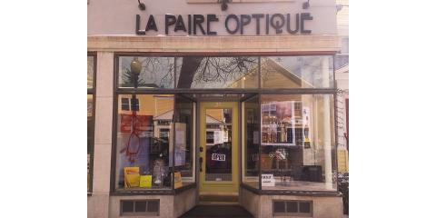 La Paire Optique in Pittsford eyeglasses services, Pittsford, New York