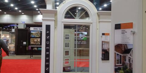 2017 Home and Garden Show Addition of JFK Window and Door's Window Wednesday, Forest Park, Ohio