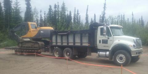 Citi Excavation & Paving, Septic Systems, Services, North Pole, Alaska