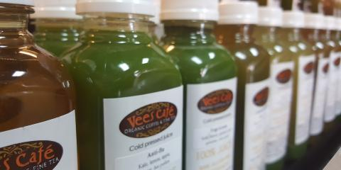 Vees Cafe Explains the Benefits of a Cold Pressed Juice Cleanse, Los Angeles, California