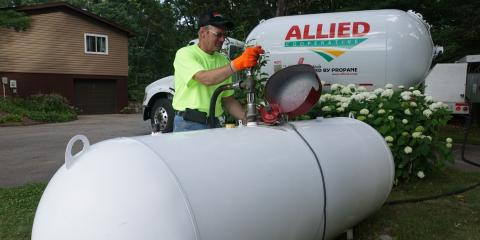 Propane Safety: Important Steps to Take Immediately if You Smell Gas , Adams, Wisconsin