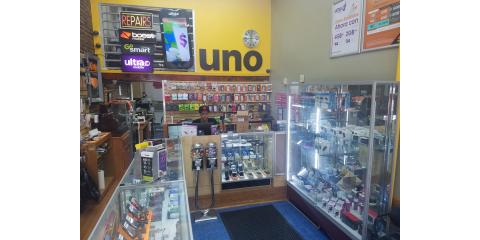 Uno Communications Center, Cell Phone Repair, Shopping, New York, New York