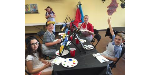 Paint Parties for Kids Every Saturday at Artherapy Studios, ,