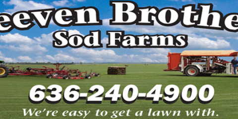 Keeven Bros Inc. Sod Co, Lawn and Garden, Services, St. Peters, Missouri