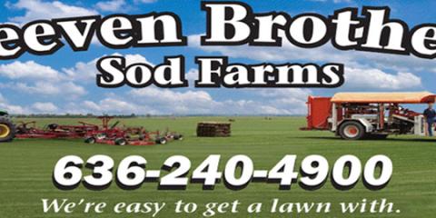 Keeven Bros Inc. Sod Co, Lawn and Garden, Services, O Fallon, Missouri