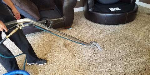 Before a Carpet Cleaning..., Columbia, Missouri