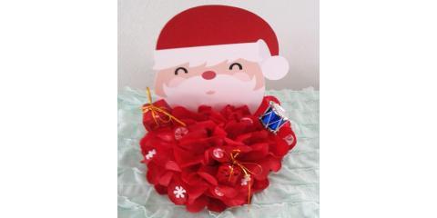 Free Shipping - Santa Claus Cake Topper , Xenia, Ohio